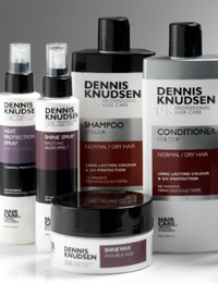 HAIR CARE by DENNIS KNUDSEN