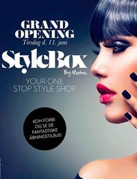 StyleBox By Matas logo